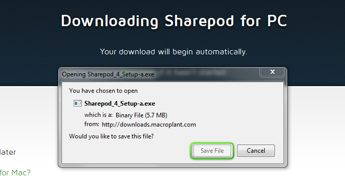 sharepod download